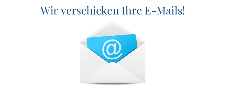 E-Mail-Versand vom Profi.